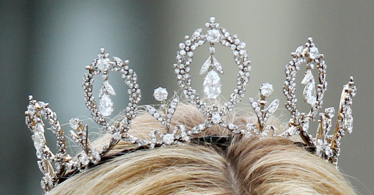 Buy Your Wife a Tiara for Mother's Day 1