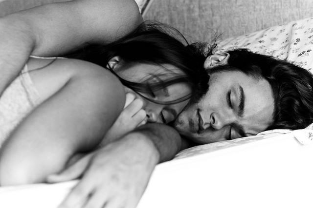 Better Sleep Leads to Better Sex, Which Leads to Better Sleep 4