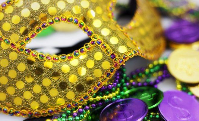 Mardi Gras Beads Flashing Game 1