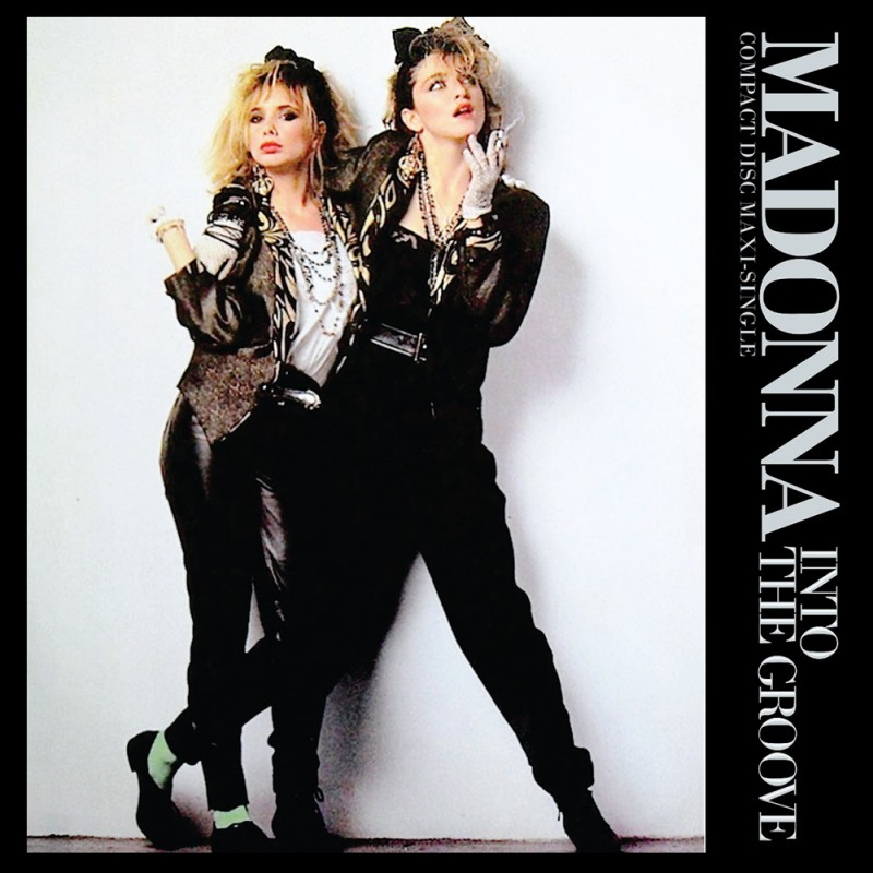 """Madonna's """"Into the Groove"""" 1"""